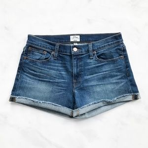 J. Crew Denim Short in Merrill wash